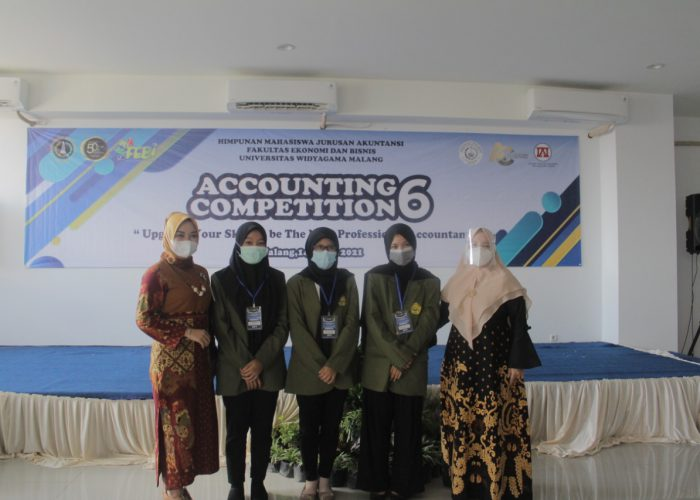 """ACCOUNTING COMPETITION 6 """"UPGRADE YOUR SKILL BE THE NEXT PROFETIONAL ACCOUNTANTS"""", MALANG"""